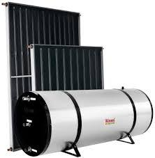 Aquecedor de água solar
