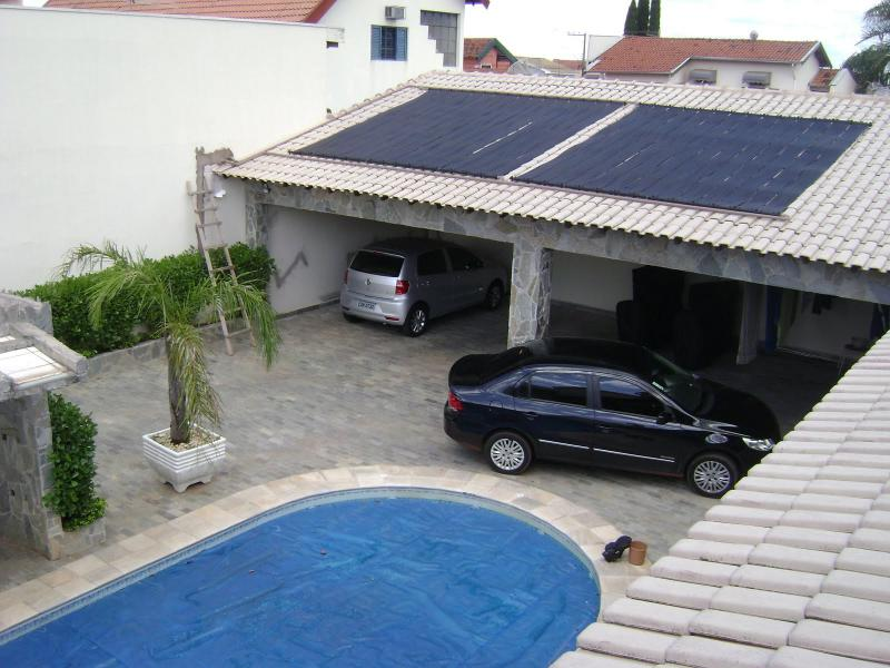 Aquecedor de água solar preço
