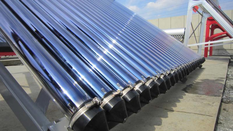 Distribuidor de aquecedor solar a vácuo
