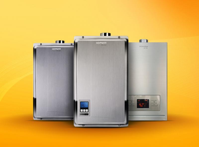 Empresa de manutenção de aquecedores a gás
