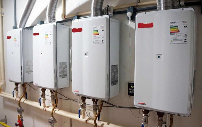 Instalação de aquecedor a gás em campinas